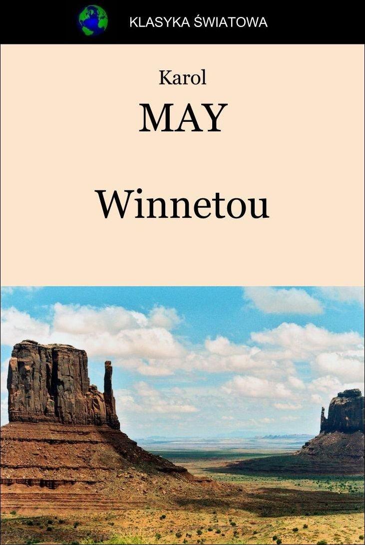 Winnetou - Ebook (Książka EPUB) do pobrania w formacie EPUB