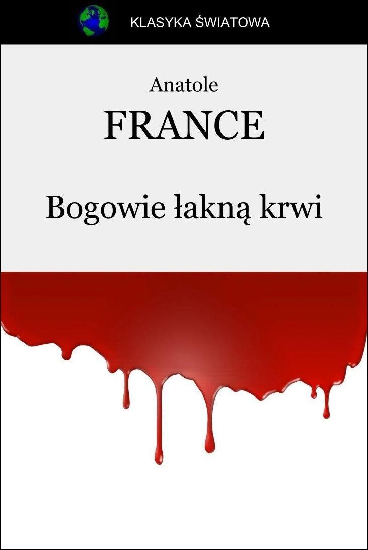 Bogowie łakną krwi - Ebook (Książka EPUB) do pobrania w formacie EPUB
