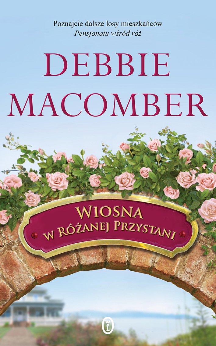 Wiosna w Różanej Przystani - Ebook (Książka na Kindle) do pobrania w formacie MOBI