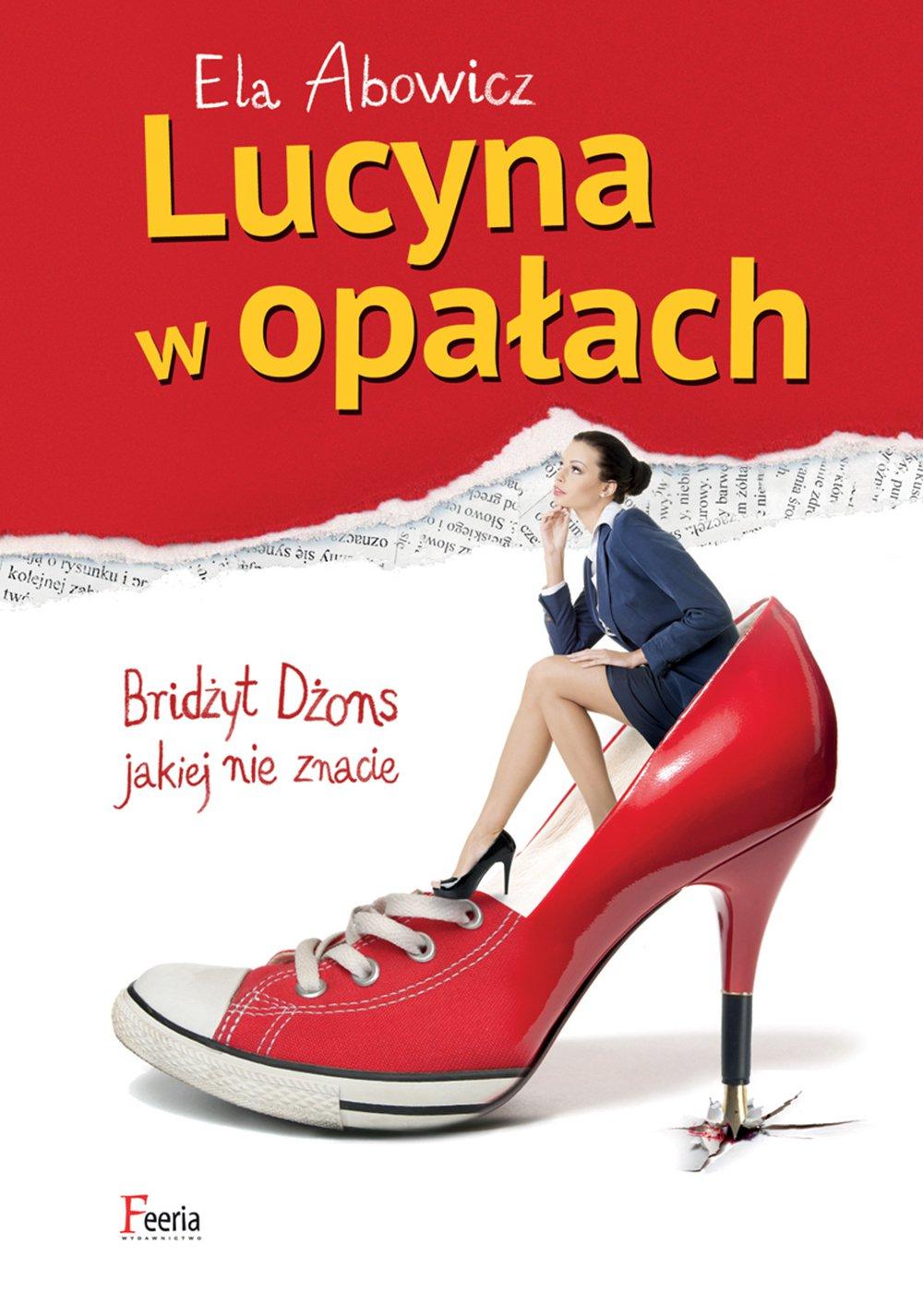 Lucyna w opałach - Ebook (Książka EPUB) do pobrania w formacie EPUB