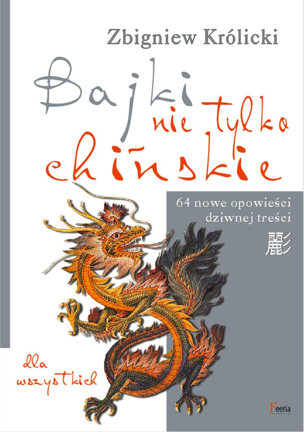 Bajki nie tylko chińskie - Ebook (Książka EPUB) do pobrania w formacie EPUB