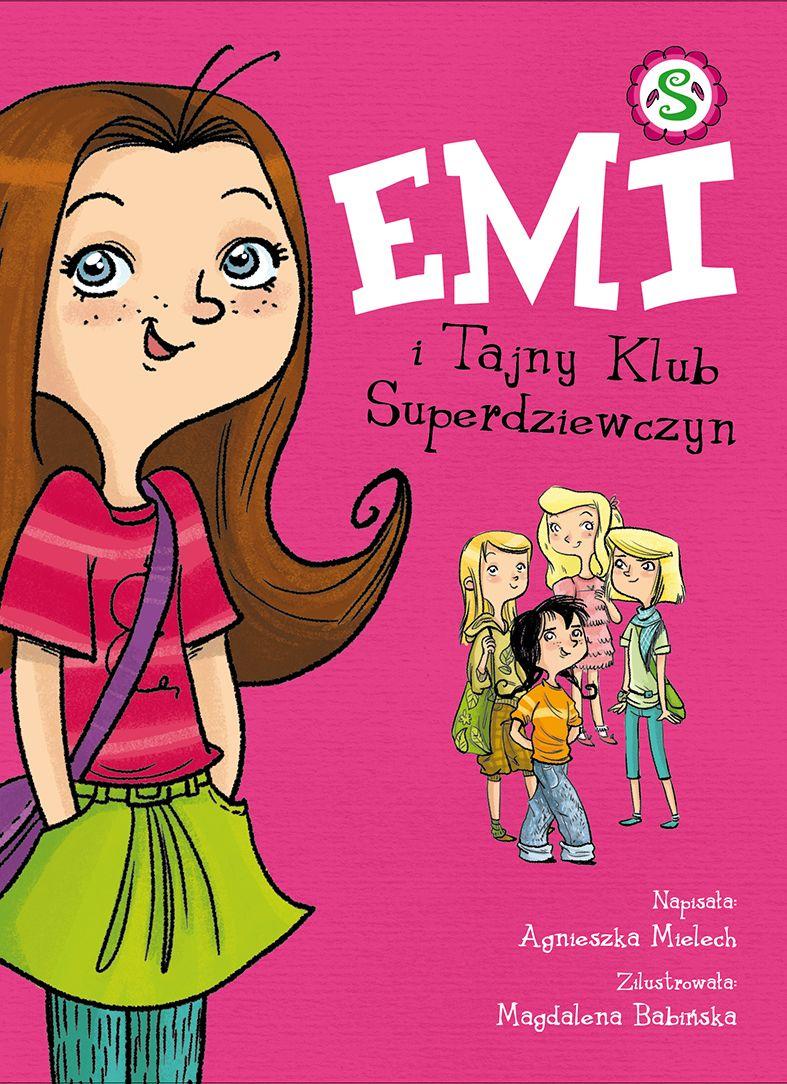 Emi i Tajny Klub Superdziewczyn - Ebook (Książka na Kindle) do pobrania w formacie MOBI