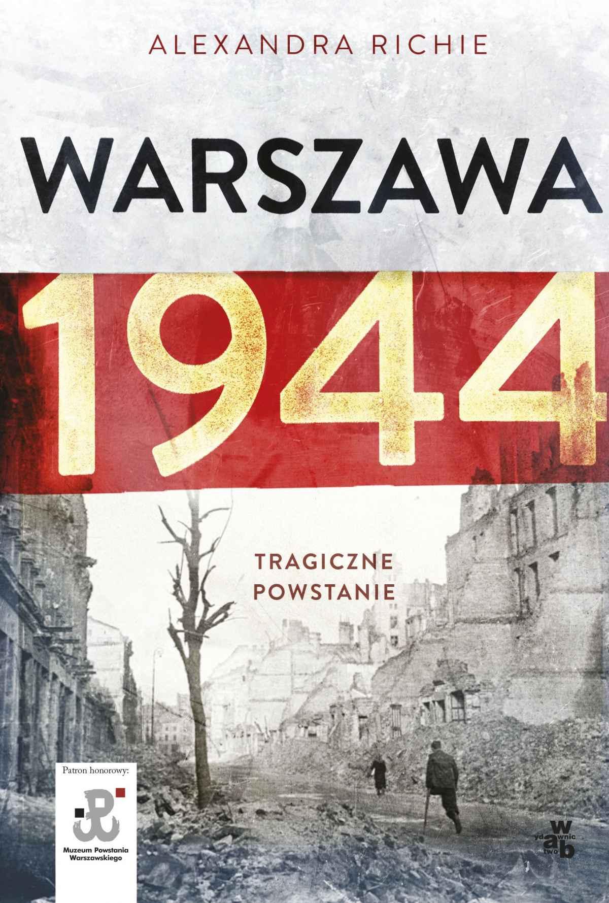 Warszawa 1944. Tragiczne Powstanie - Ebook (Książka EPUB) do pobrania w formacie EPUB