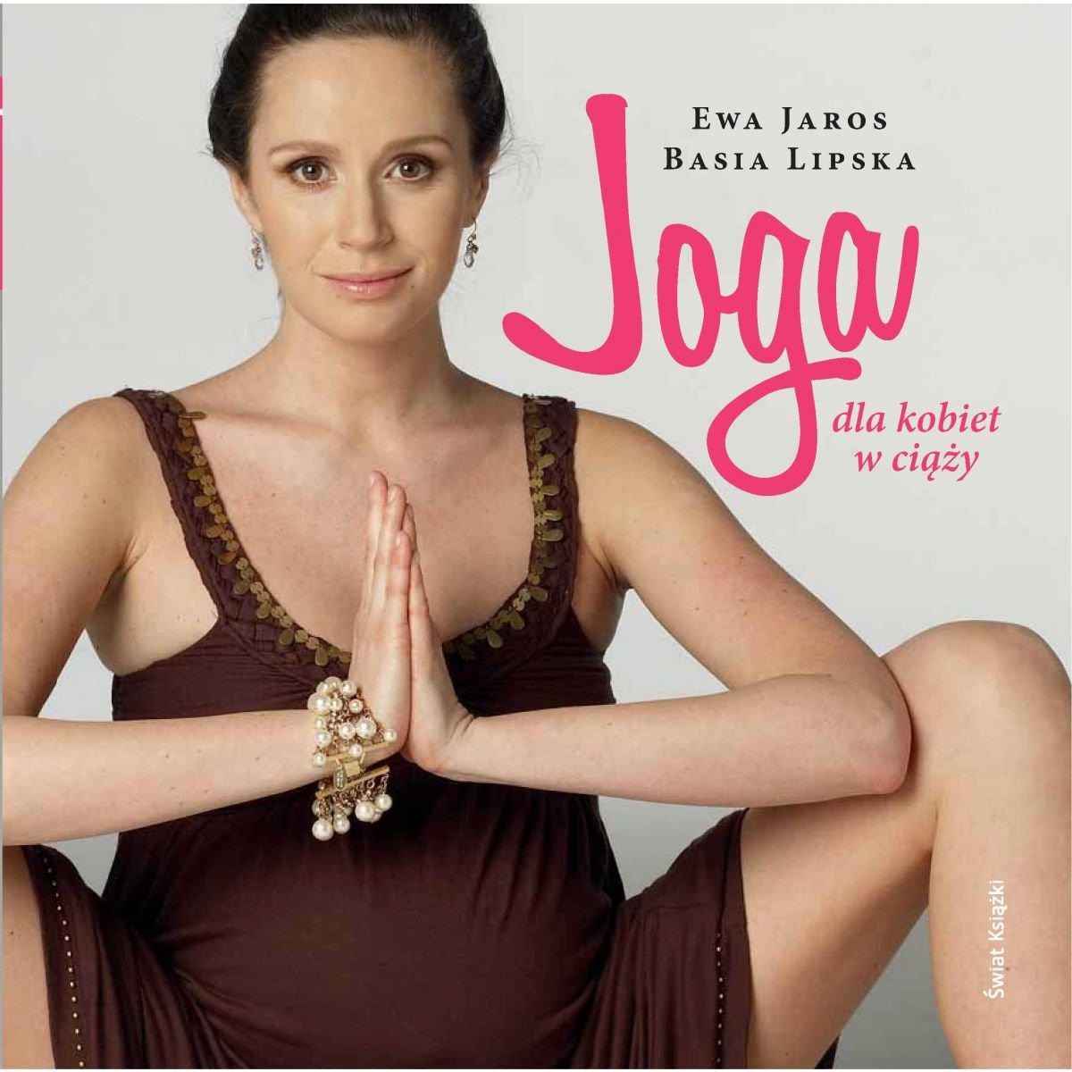 Joga dla kobiet w ciąży - Ebook (Książka EPUB) do pobrania w formacie EPUB