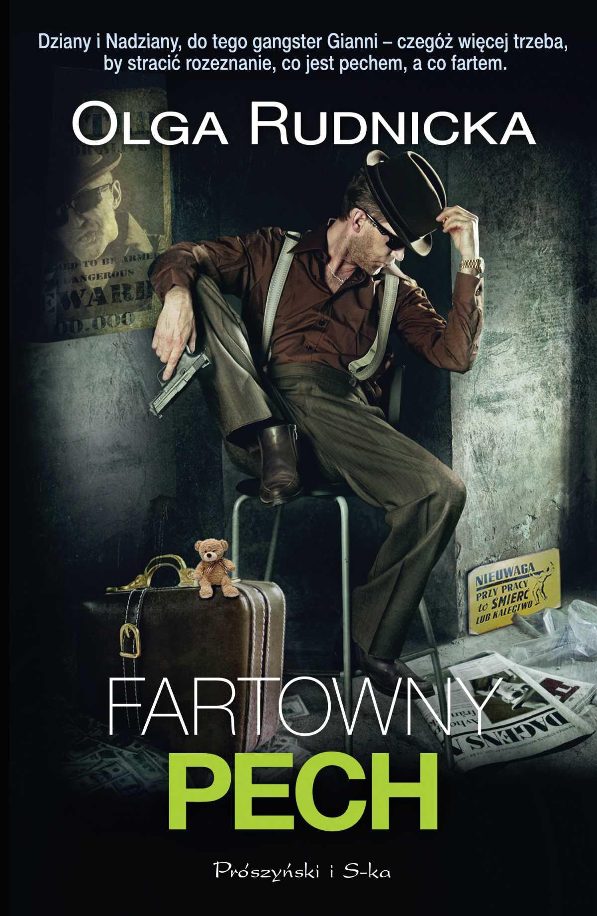Fartowny pech - Ebook (Książka EPUB) do pobrania w formacie EPUB