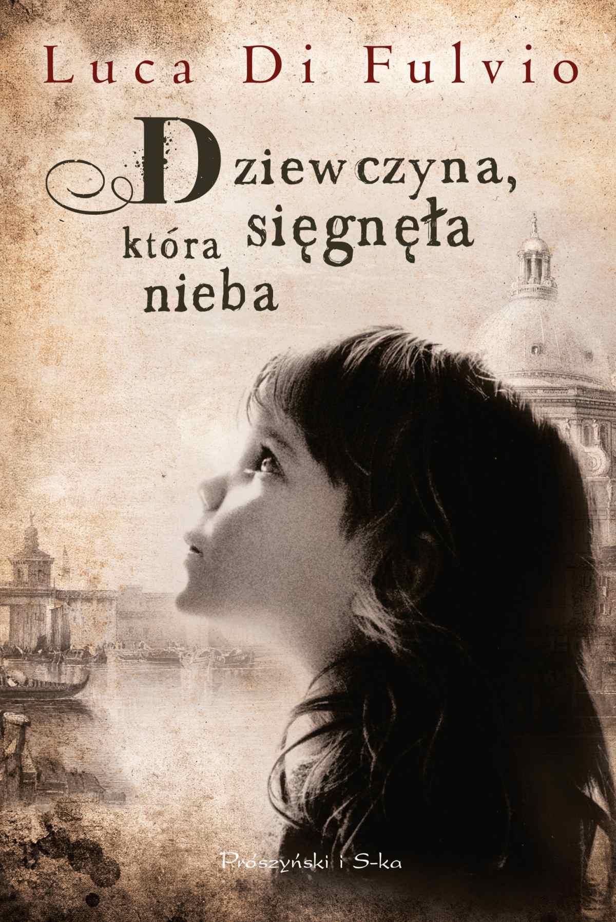Dziewczyna,która sięgnęła nieba - Ebook (Książka na Kindle) do pobrania w formacie MOBI