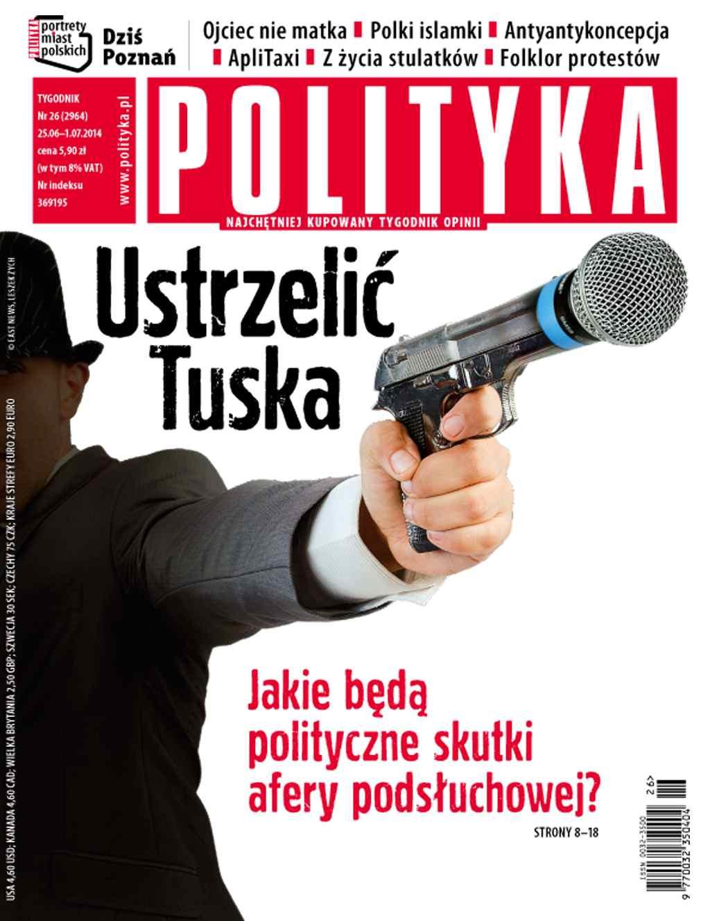 Polityka nr 26/2014 - Ebook (Książka PDF) do pobrania w formacie PDF