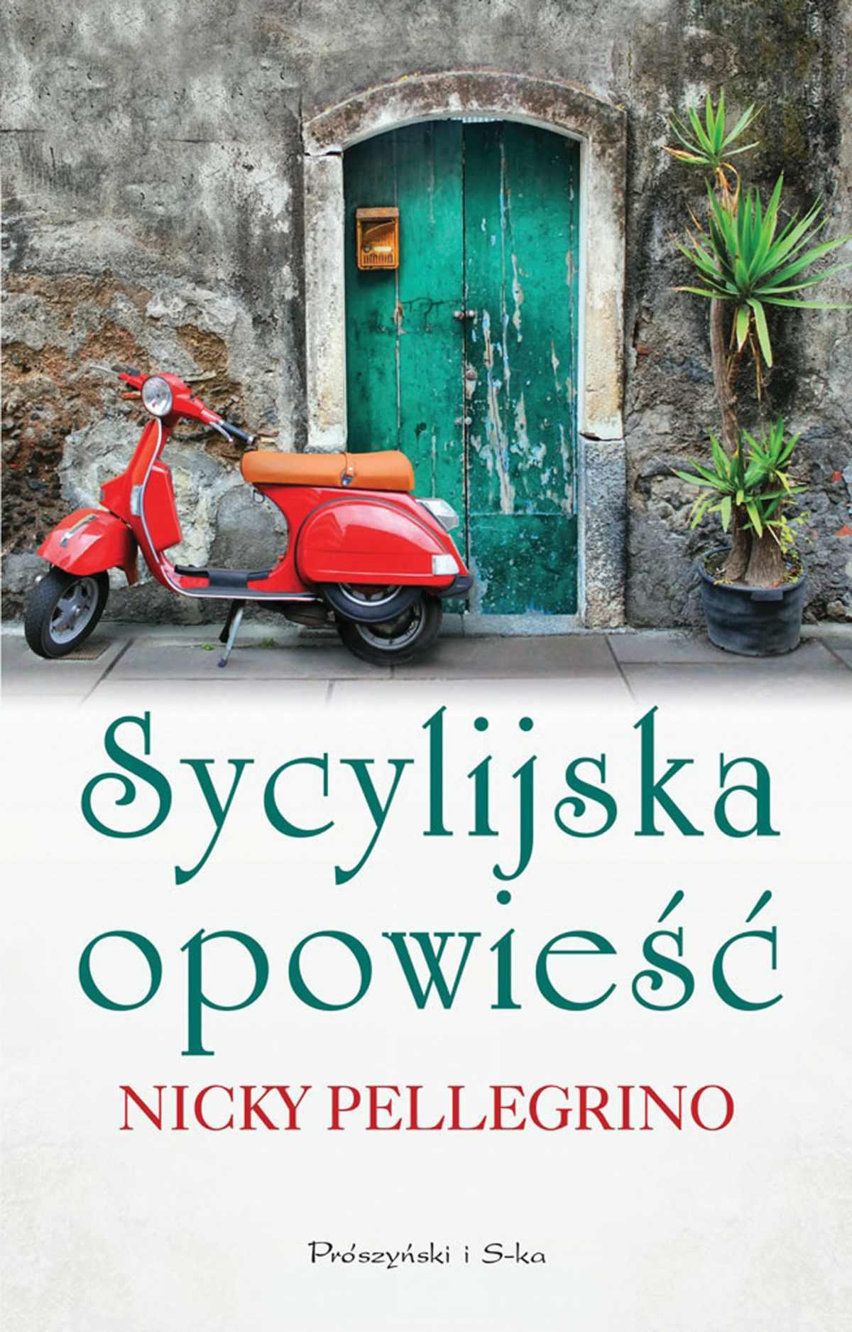 Sycylijska opowieść - Ebook (Książka na Kindle) do pobrania w formacie MOBI