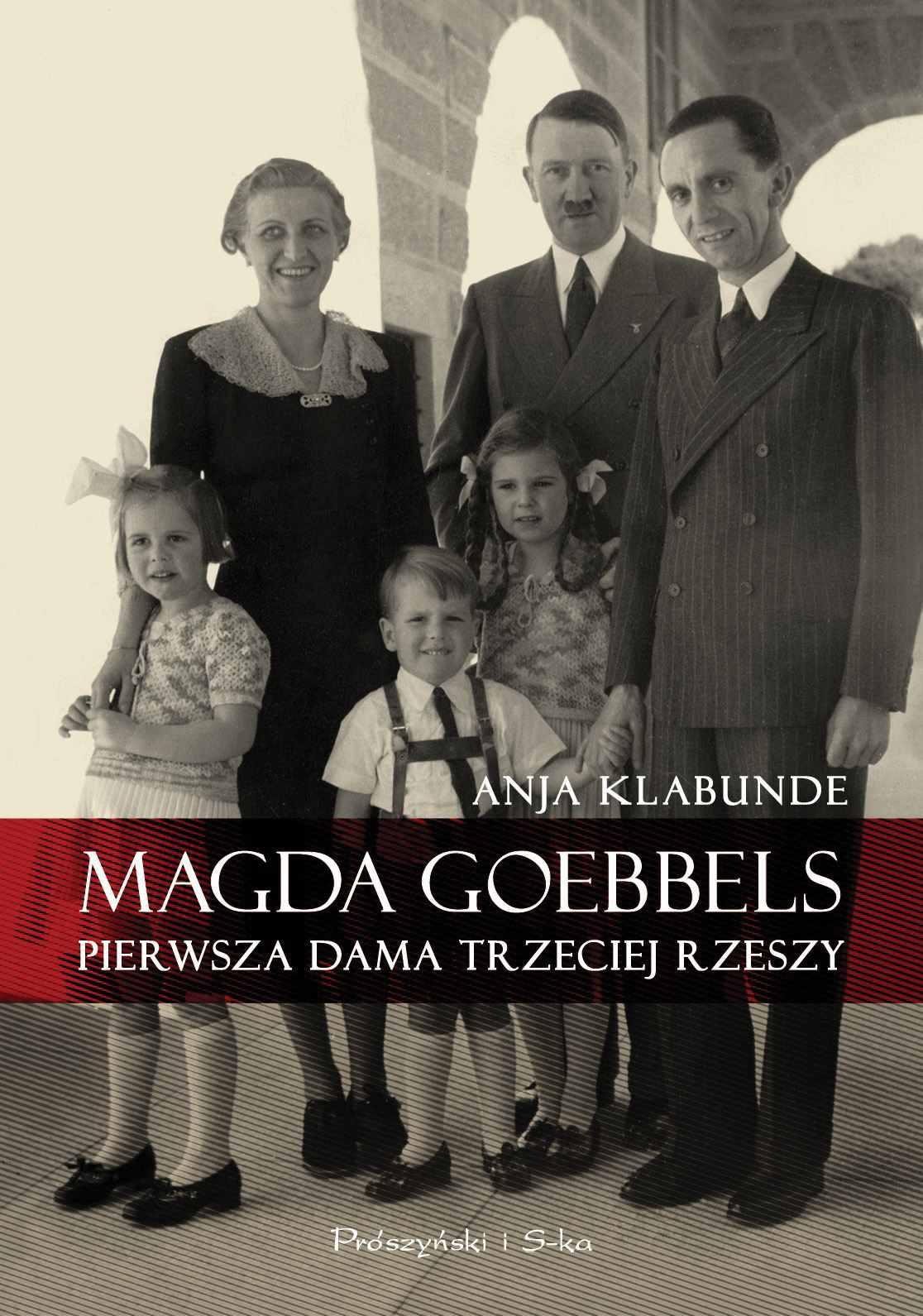 Magda Goebbels - Ebook (Książka EPUB) do pobrania w formacie EPUB