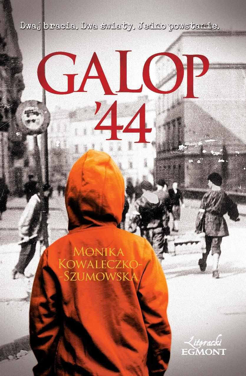 Galop '44 - Ebook (Książka na Kindle) do pobrania w formacie MOBI