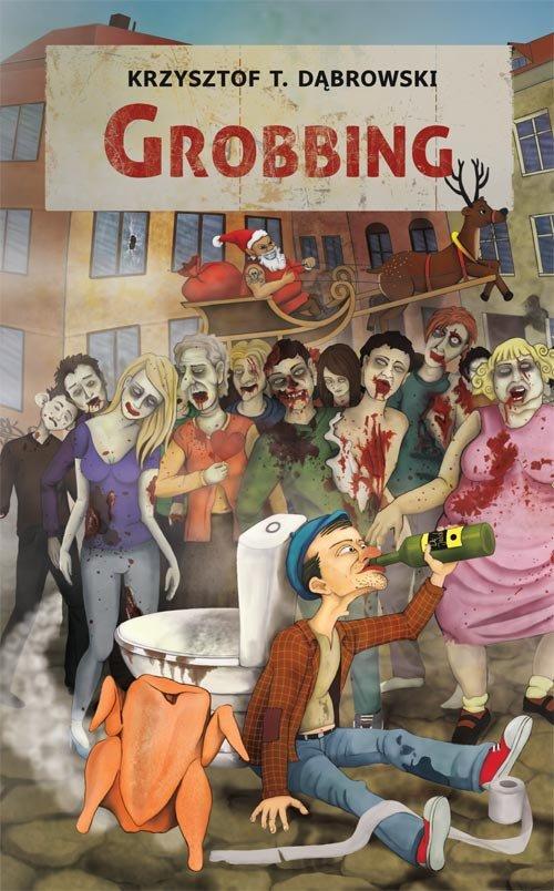 Grobbing - Ebook (Książka EPUB) do pobrania w formacie EPUB
