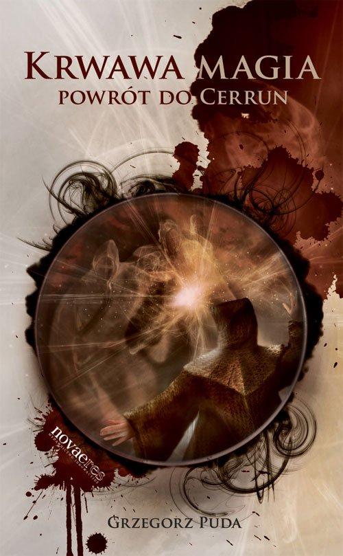 Krwawa magia. Powrót do Cerrun - Ebook (Książka EPUB) do pobrania w formacie EPUB