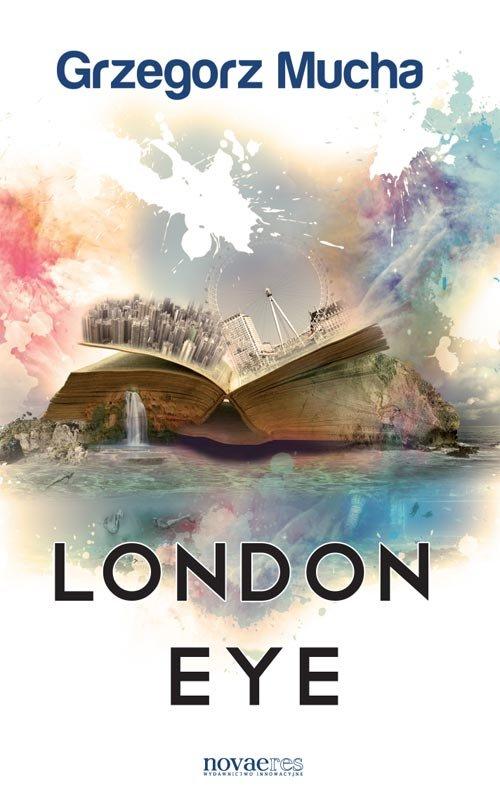 London eye - Ebook (Książka EPUB) do pobrania w formacie EPUB