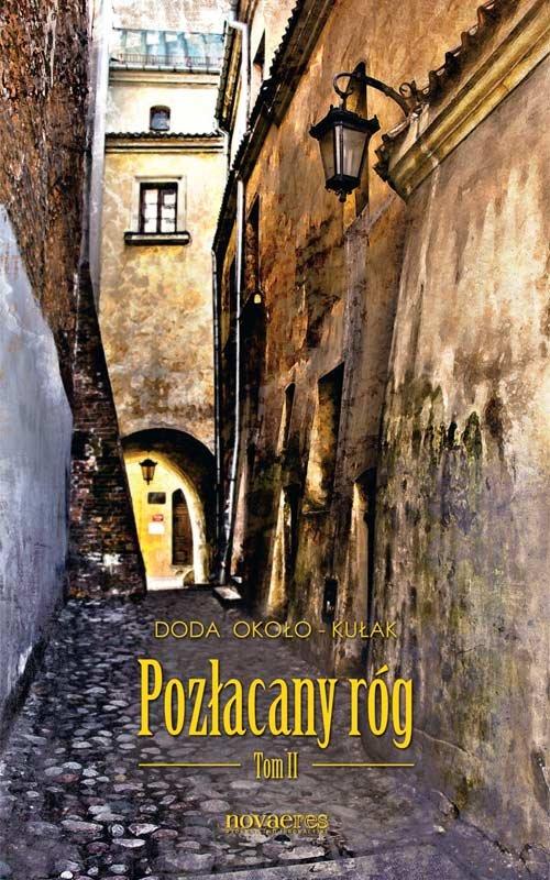Pozłacany róg. Tom II - Ebook (Książka EPUB) do pobrania w formacie EPUB