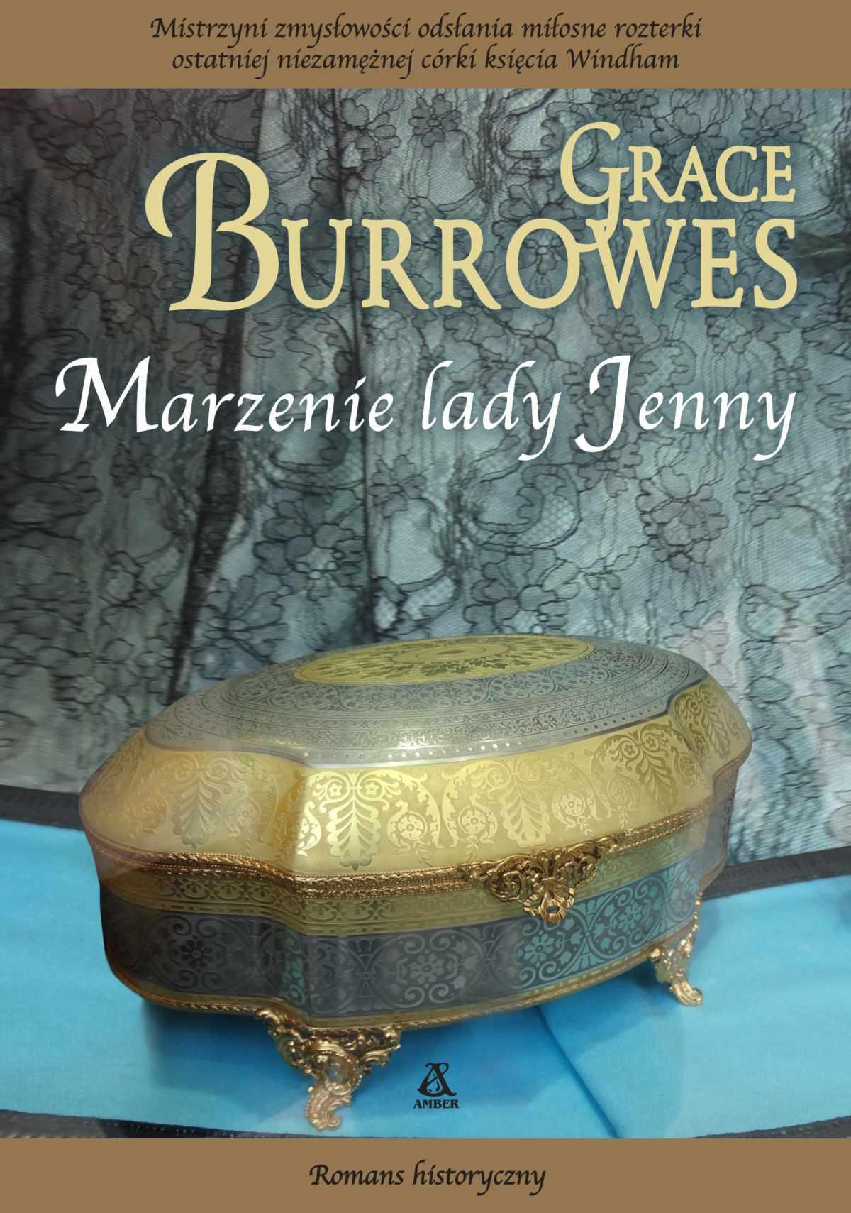 Marzenie lady Jenny - Ebook (Książka EPUB) do pobrania w formacie EPUB