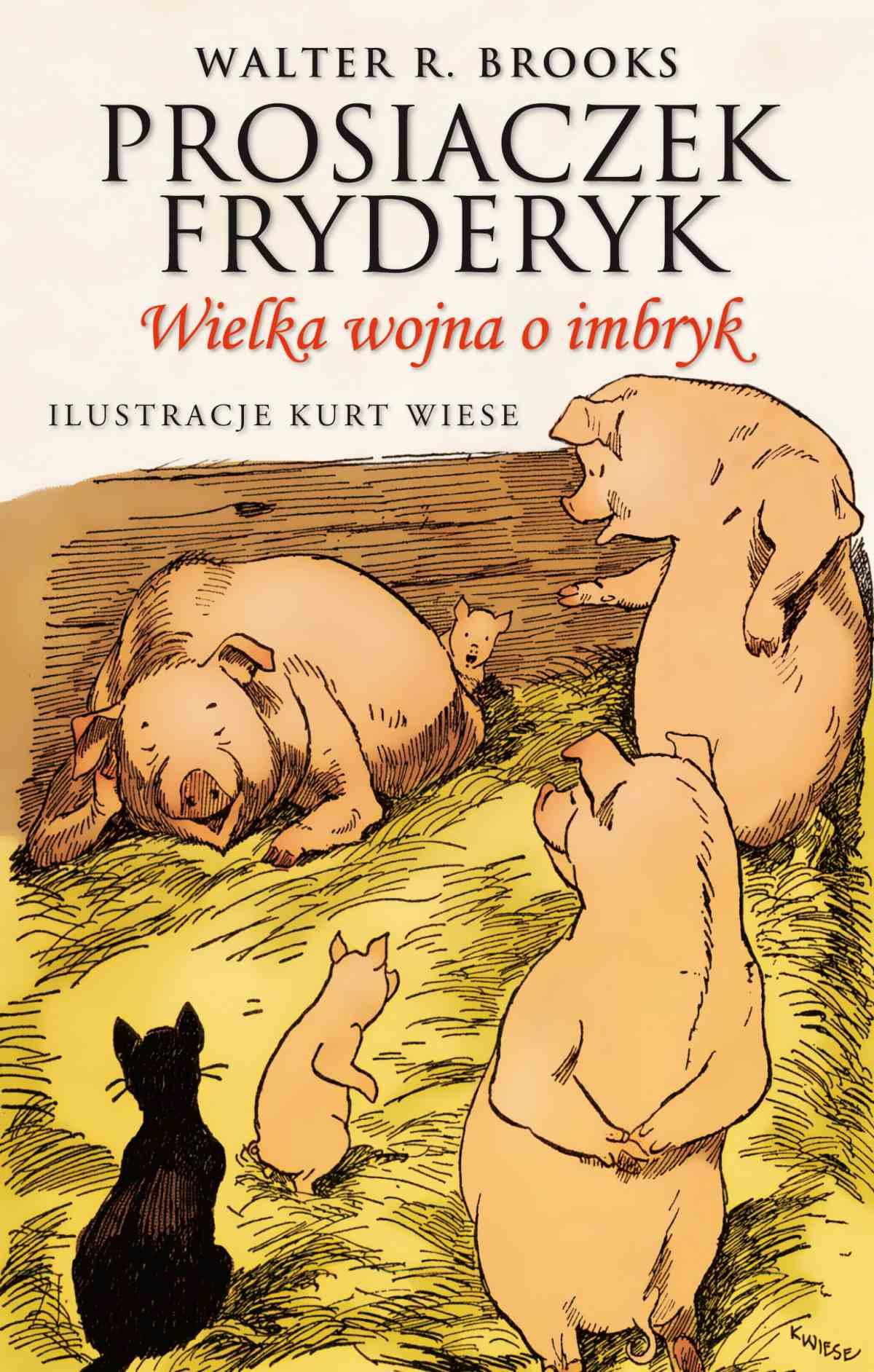 Prosiaczek Fryderyk. Wielka wojna o imbryk - Ebook (Książka na Kindle) do pobrania w formacie MOBI