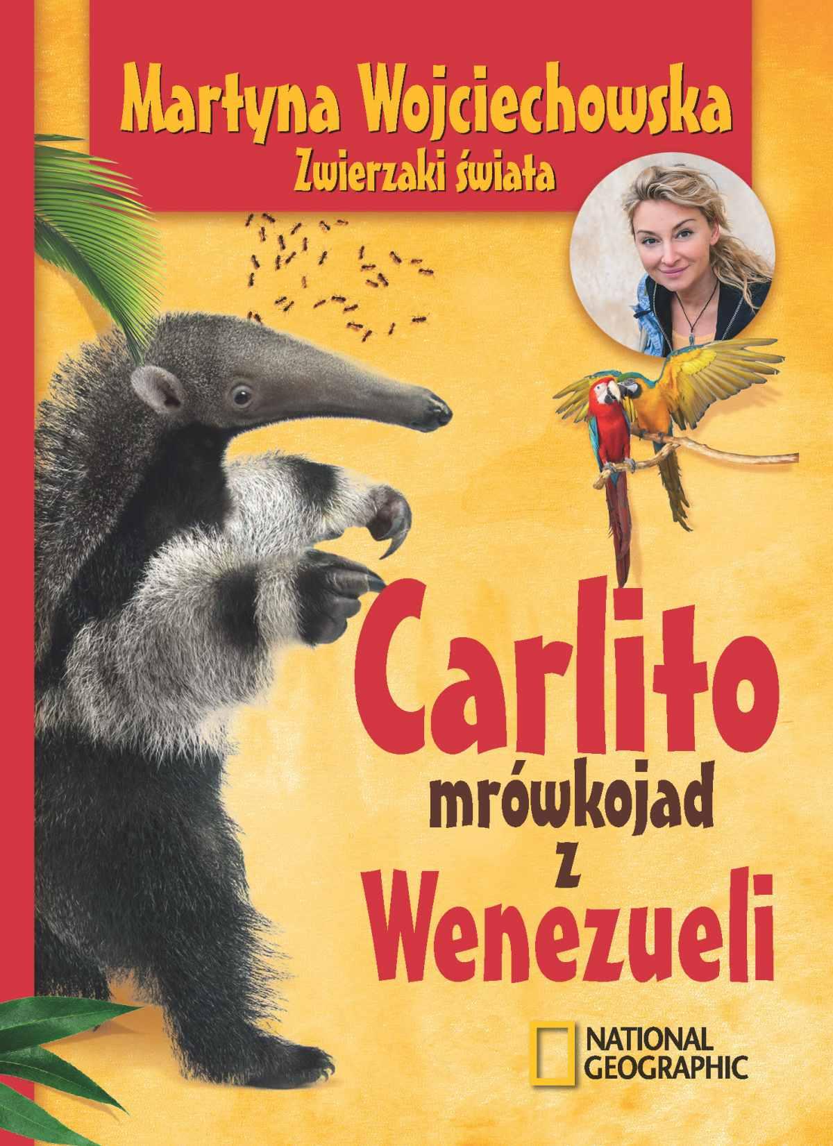 Carlito, mrówkojad z Wenezueli - Ebook (Książka na Kindle) do pobrania w formacie MOBI