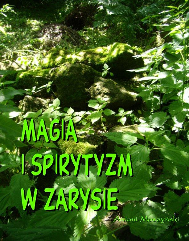 Magia i spirytyzm w zarysie - Ebook (Książka EPUB) do pobrania w formacie EPUB
