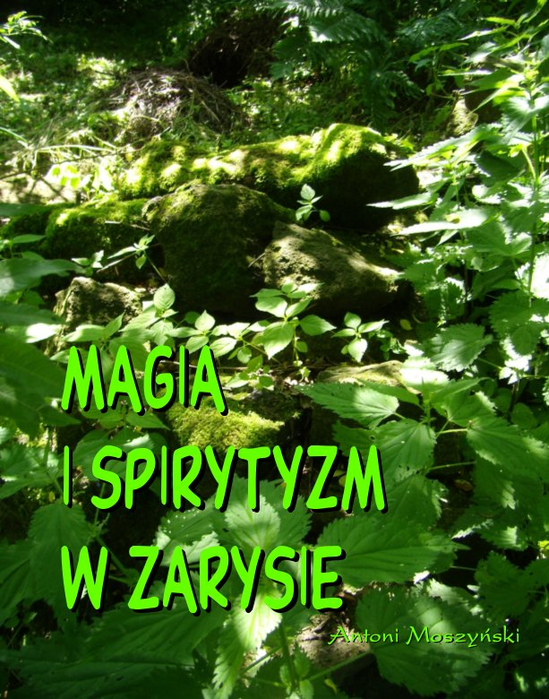 Magia i spirytyzm w zarysie - Ebook (Książka na Kindle) do pobrania w formacie MOBI