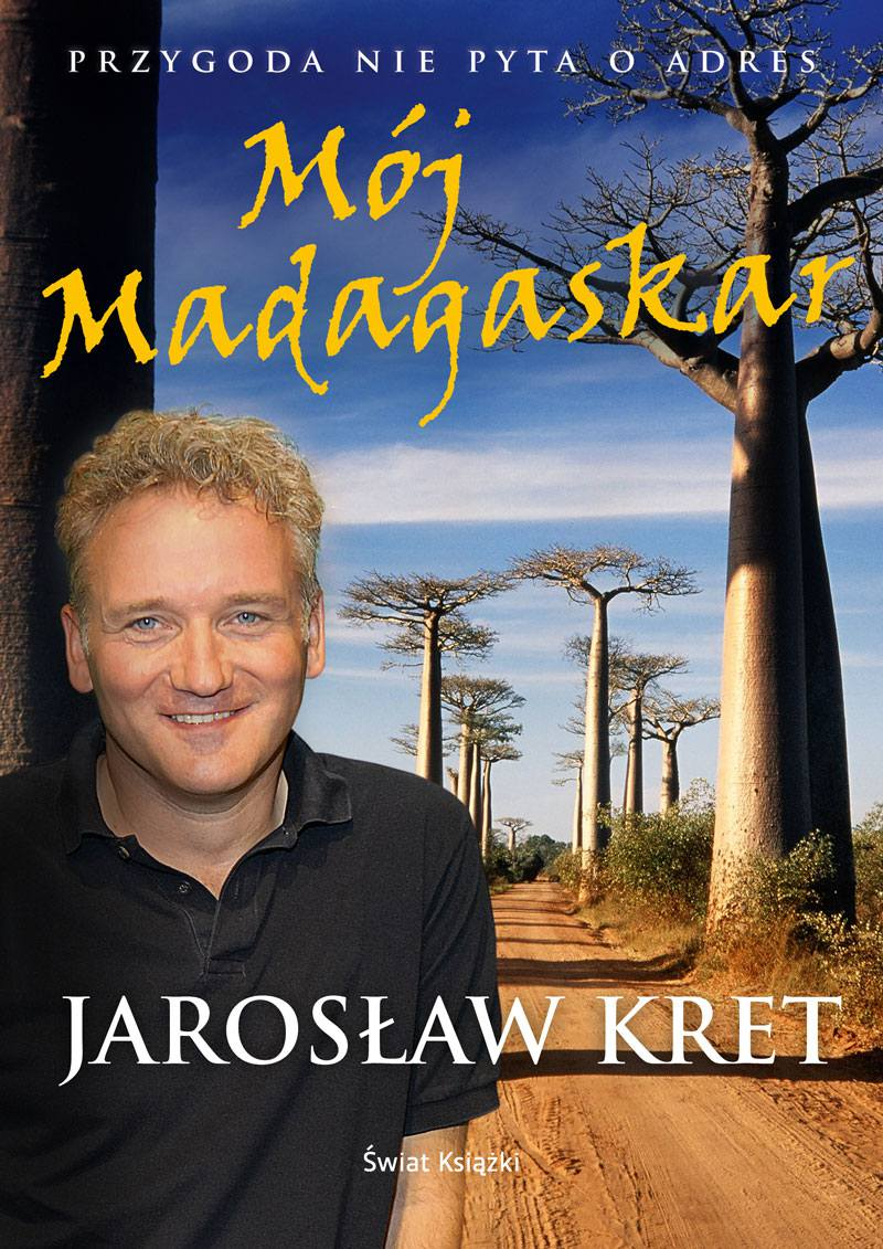 Mój Madagaskar - Ebook (Książka EPUB) do pobrania w formacie EPUB