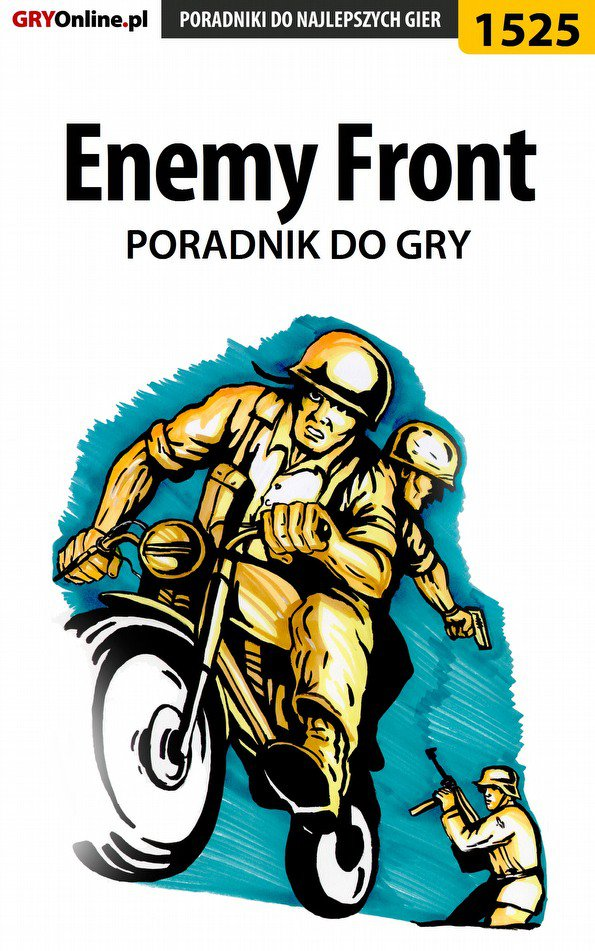 Enemy Front - poradnik do gry - Ebook (Książka EPUB) do pobrania w formacie EPUB