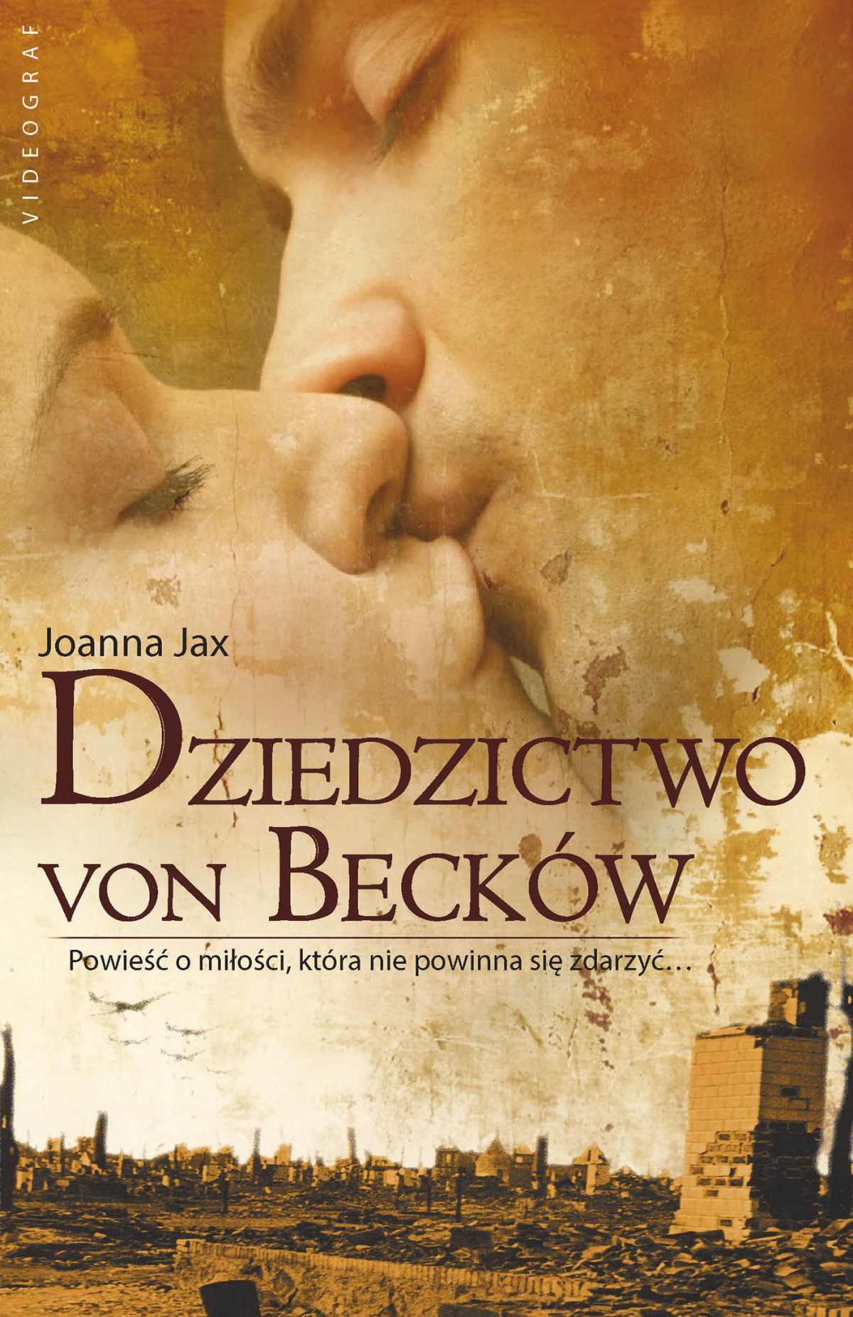 Dziedzictwo von Becków - Ebook (Książka EPUB) do pobrania w formacie EPUB