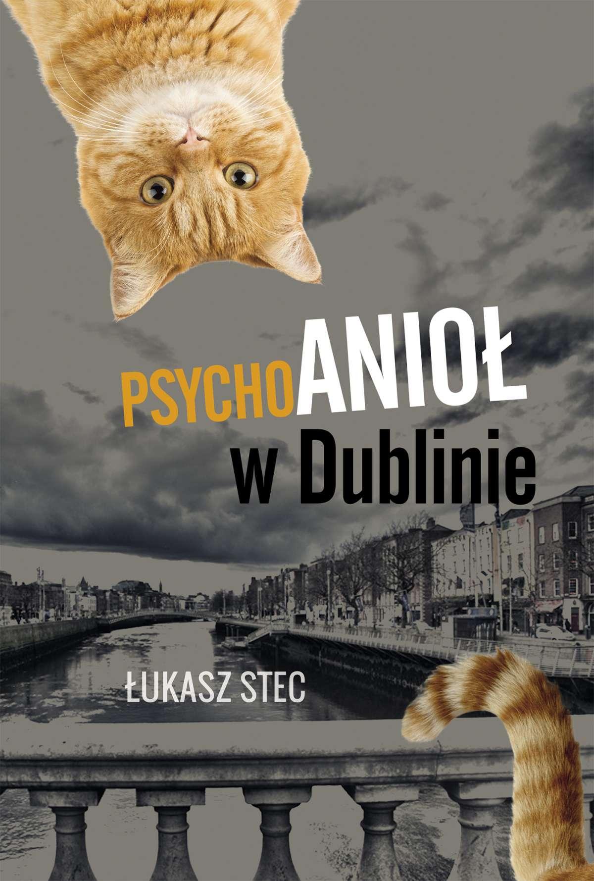 Psychoanioł w Dublinie - Ebook (Książka EPUB) do pobrania w formacie EPUB