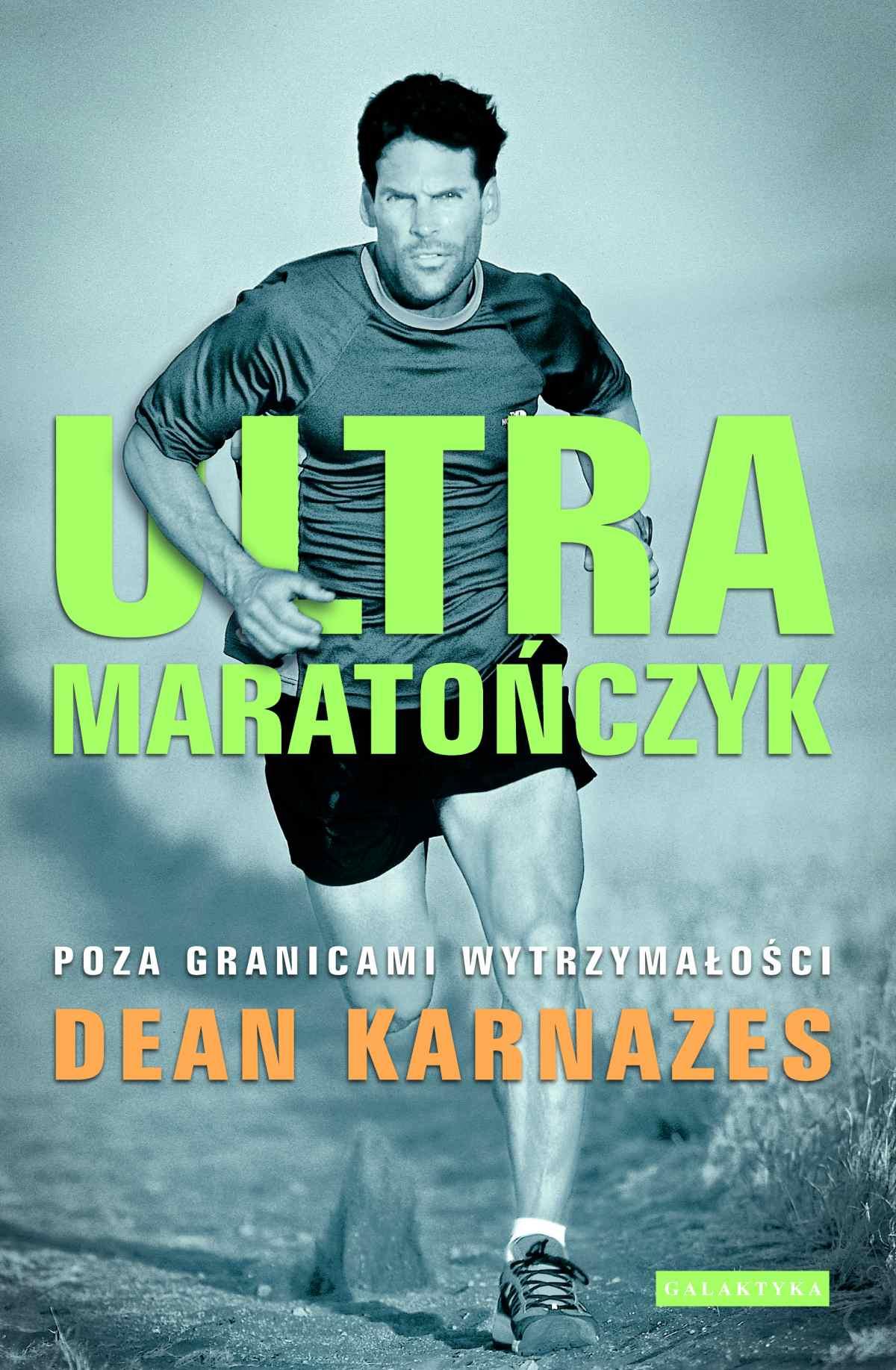Ultramaratończyk - Ebook (Książka na Kindle) do pobrania w formacie MOBI