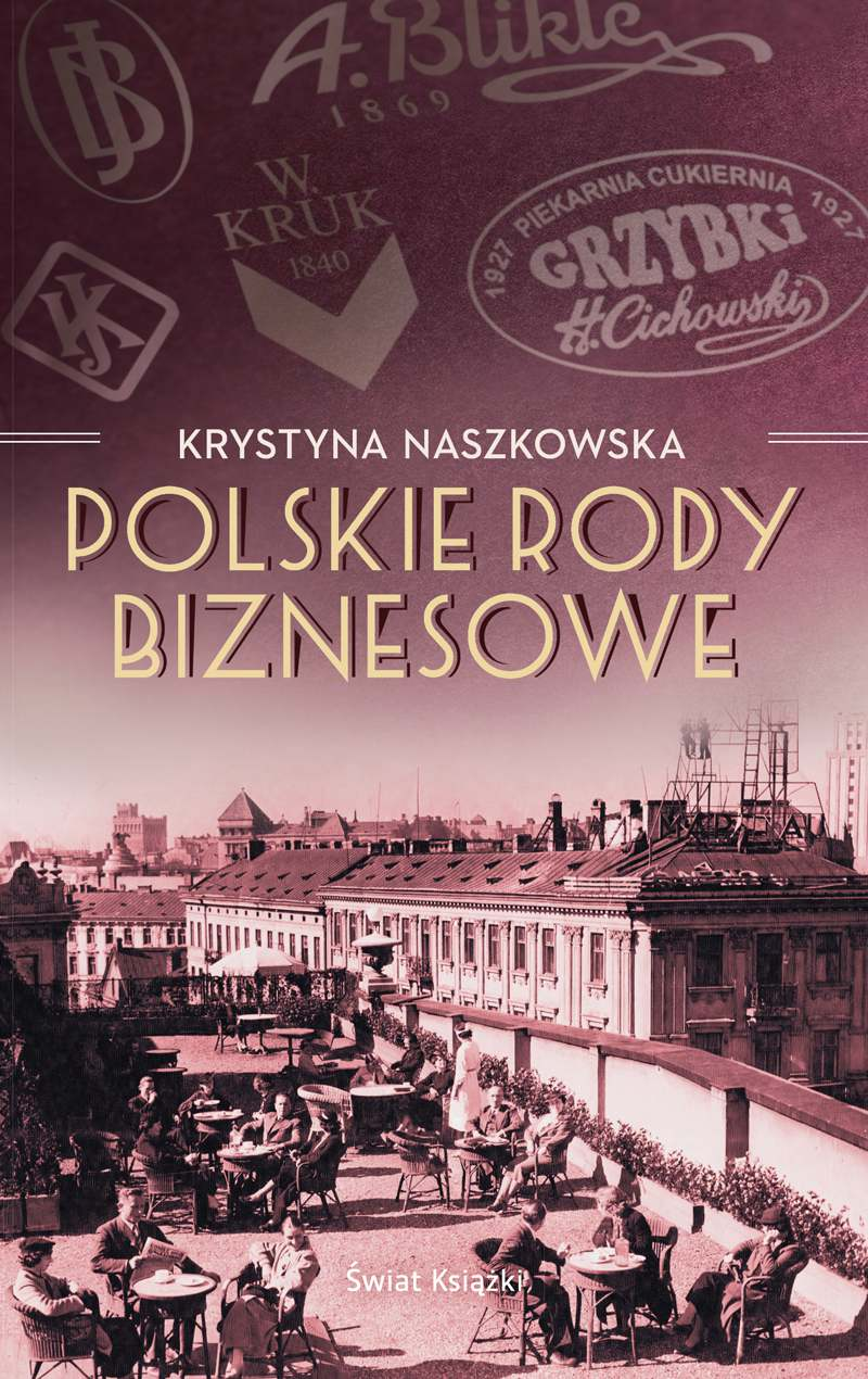 Polskie rody biznesowe - Ebook (Książka na Kindle) do pobrania w formacie MOBI