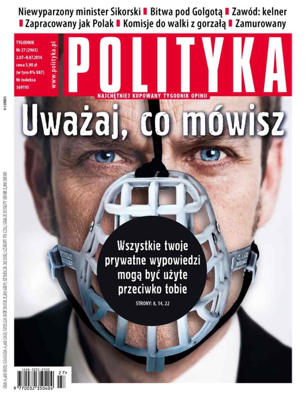 Polityka nr 27/2014 - Ebook (Książka PDF) do pobrania w formacie PDF