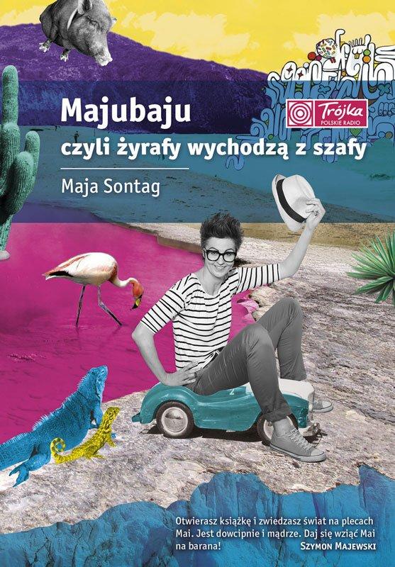 Majubaju, czyli żyrafy wychodzą z szafy - Ebook (Książka EPUB) do pobrania w formacie EPUB