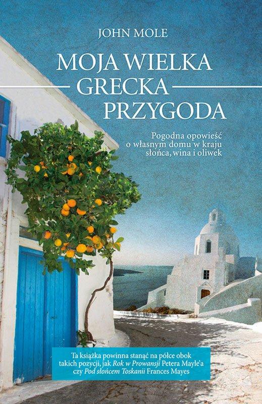 Moja wielka grecka przygoda - Ebook (Książka EPUB) do pobrania w formacie EPUB