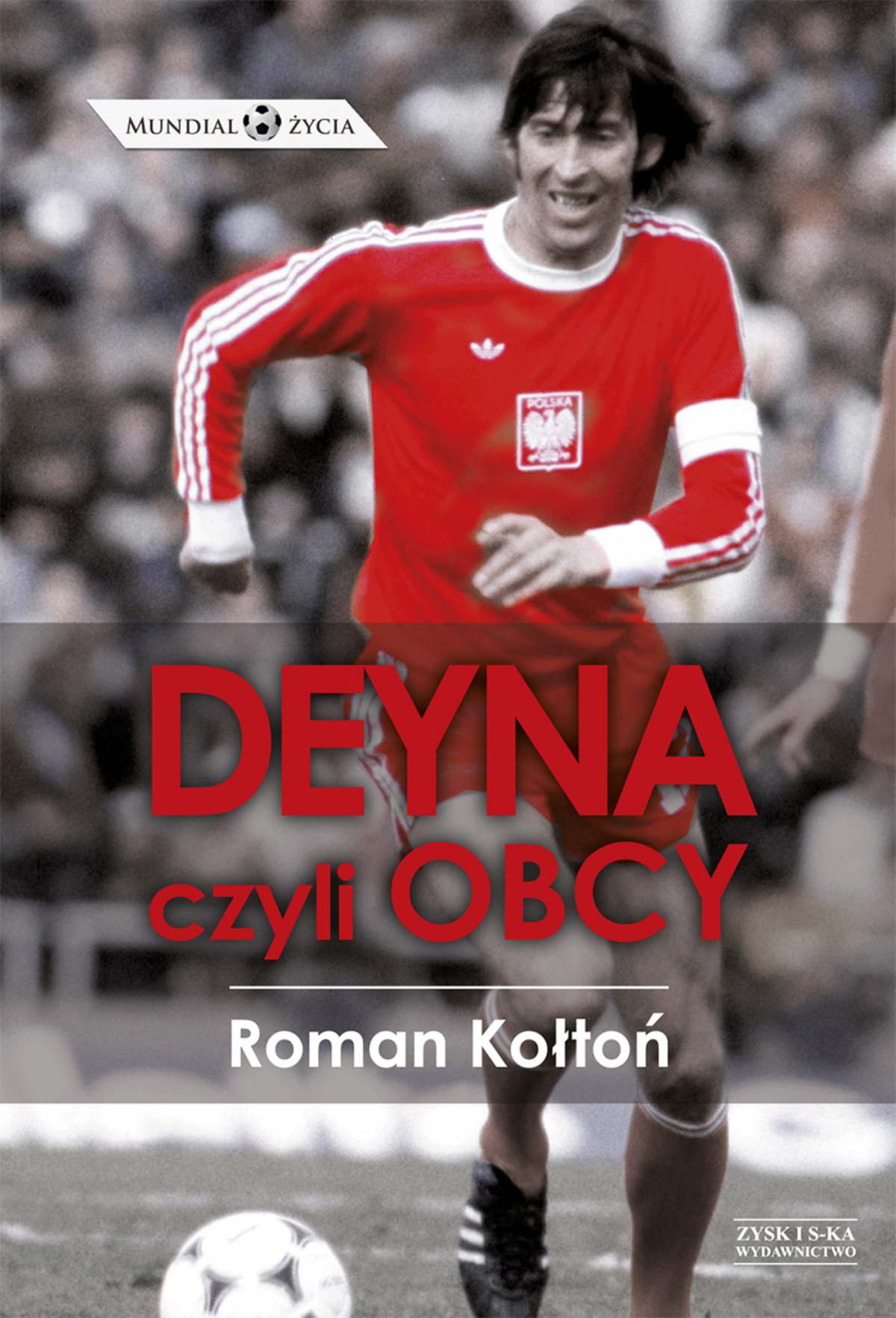 Deyna, czyli obcy - Ebook (Książka na Kindle) do pobrania w formacie MOBI