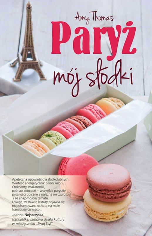 Paryż mój słodki - Ebook (Książka EPUB) do pobrania w formacie EPUB