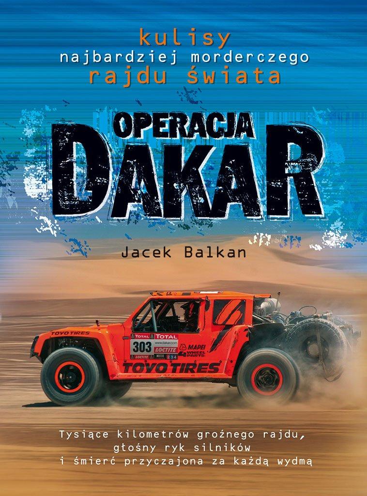Operacja Dakar - Ebook (Książka EPUB) do pobrania w formacie EPUB