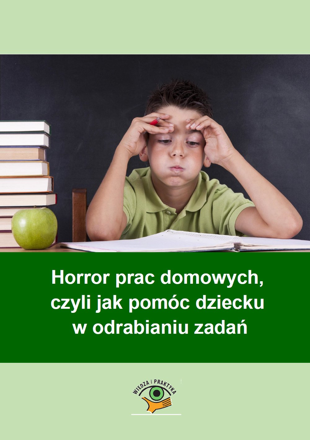 Horror prac domowych, czyli jak pomóc dziecku w odrabianiu zadań - Ebook (Książka PDF) do pobrania w formacie PDF