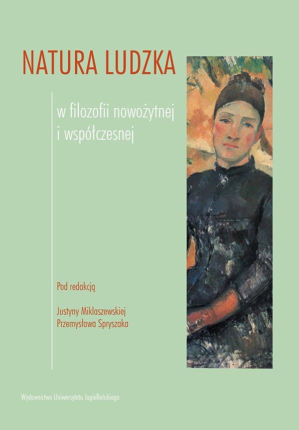 Natura ludzka w filozofii nowożytnej i współczesnej - Ebook (Książka PDF) do pobrania w formacie PDF
