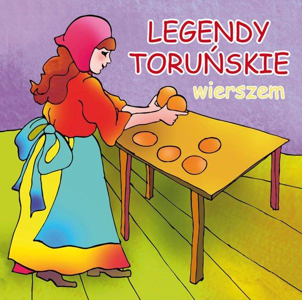 Legendy toruńskie wierszem - Audiobook (Książka audio MP3) do pobrania w całości w archiwum ZIP