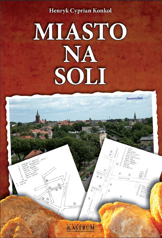 Miasto na soli - Ebook (Książka PDF) do pobrania w formacie PDF