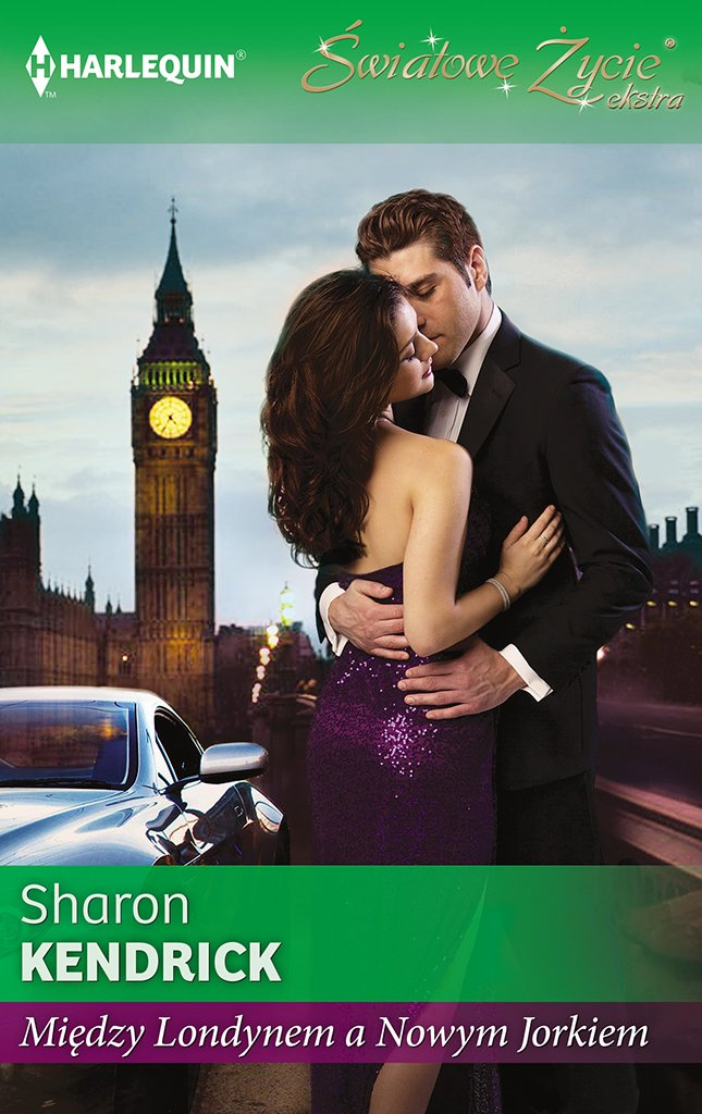 Między Londynem a Nowym Jorkiem - Ebook (Książka na Kindle) do pobrania w formacie MOBI