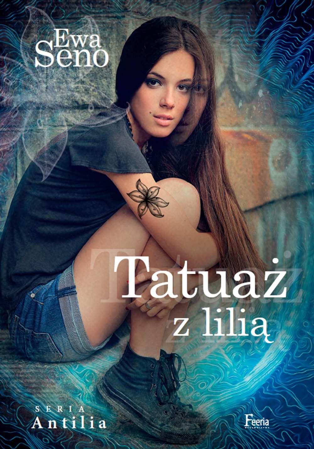 Tatuaż z lilią - Ebook (Książka EPUB) do pobrania w formacie EPUB