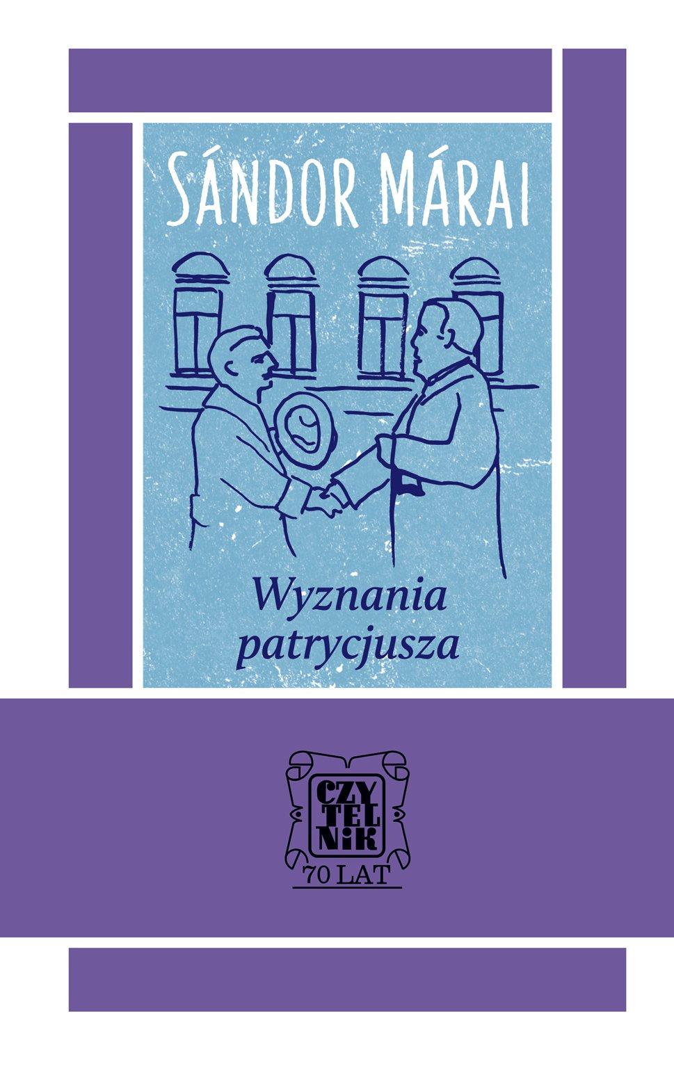 Wyznania patrycjusza - Ebook (Książka EPUB) do pobrania w formacie EPUB