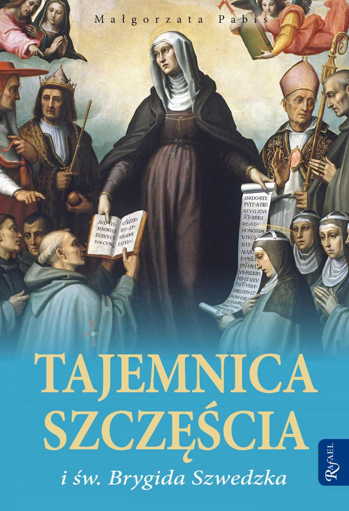 Tajemnica szczęścia i św. Brygida Szwedzka - Ebook (Książka na Kindle) do pobrania w formacie MOBI