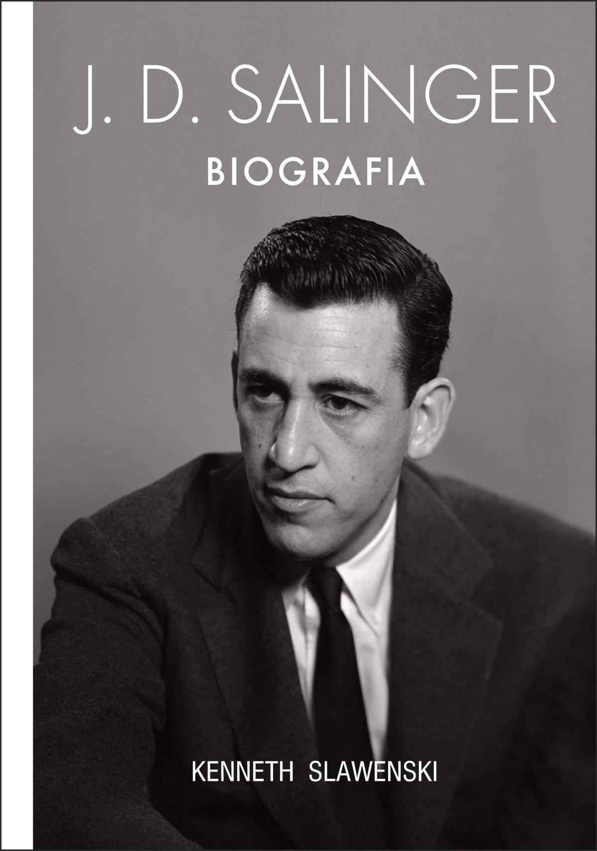 J.D. Salinger. Biografia - Ebook (Książka na Kindle) do pobrania w formacie MOBI