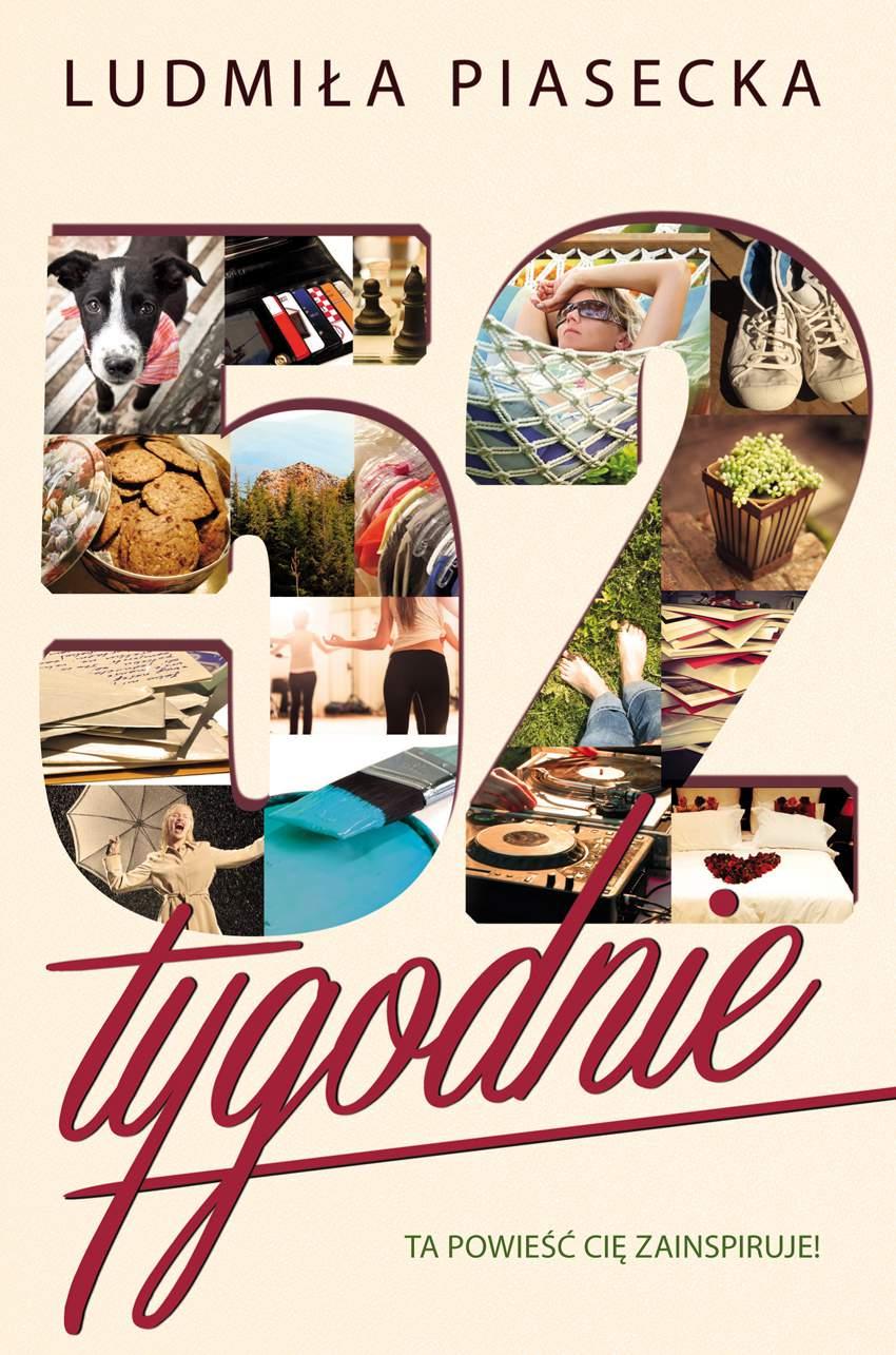52 tygodnie - Ebook (Książka na Kindle) do pobrania w formacie MOBI