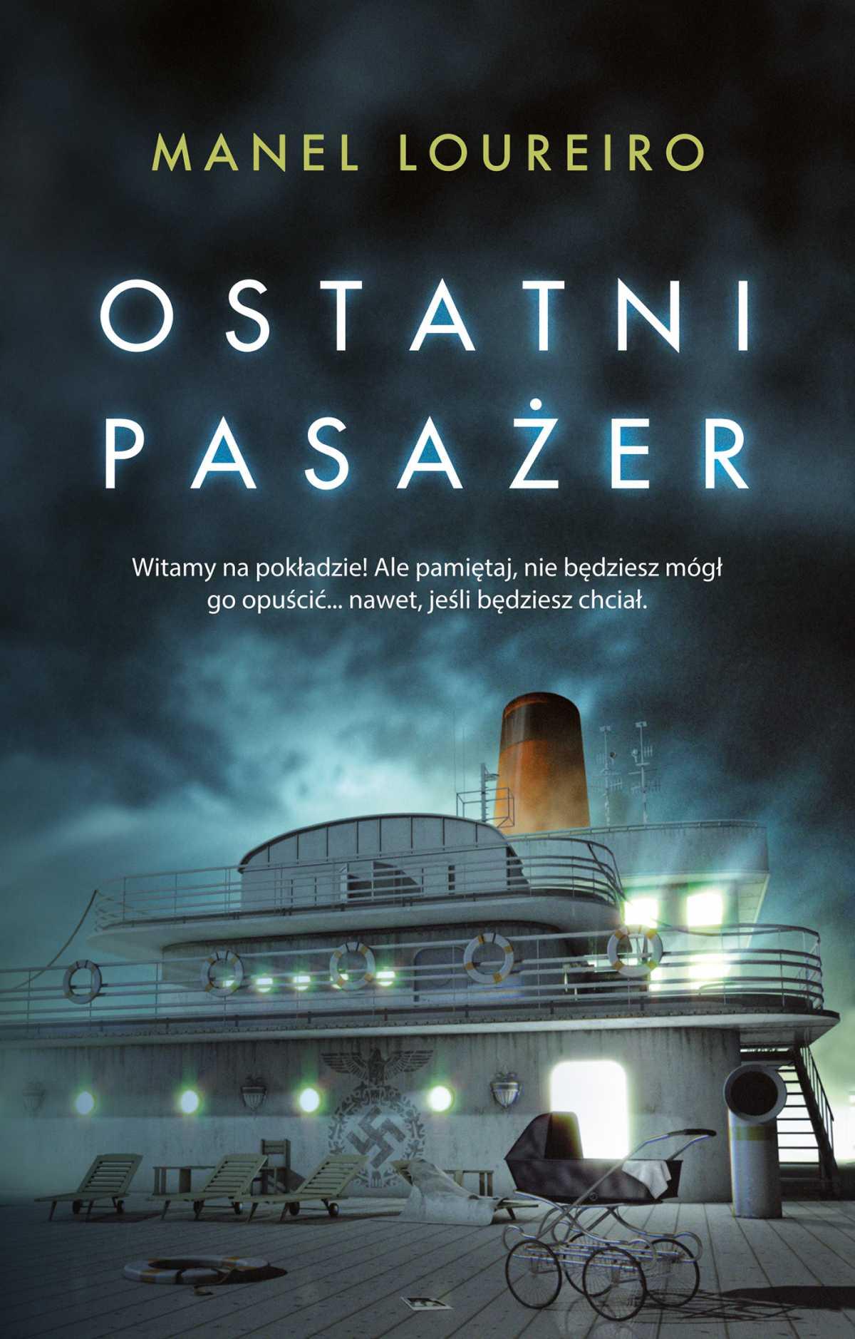 Ostatni pasażer - Ebook (Książka na Kindle) do pobrania w formacie MOBI
