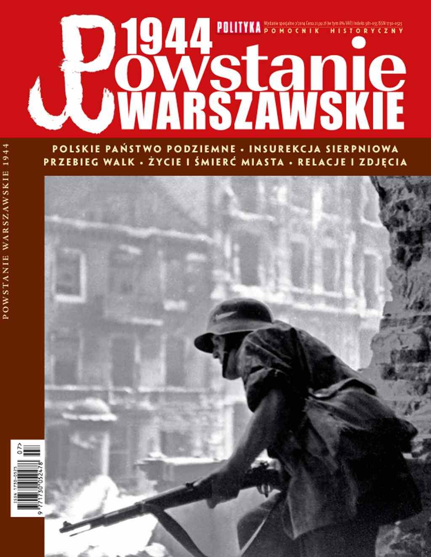 Pomocnik Historyczny: 1944 Powstanie Warszawskie - Ebook (Książka PDF) do pobrania w formacie PDF