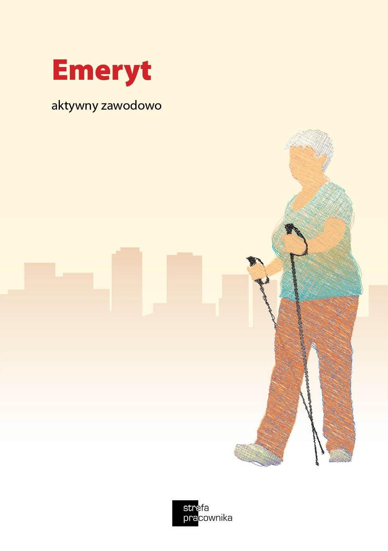 Emeryt aktywny zawodowo - Ebook (Książka na Kindle) do pobrania w formacie MOBI