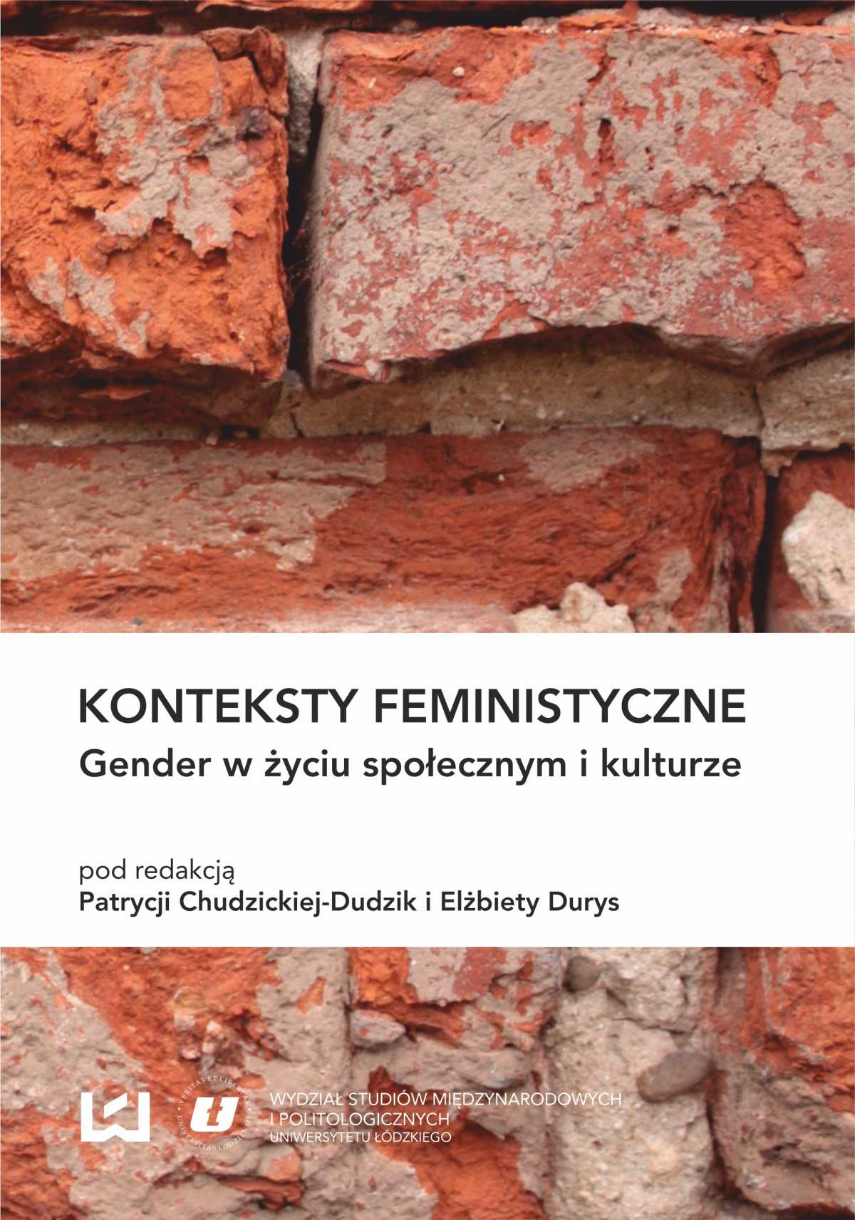 Konteksty feministyczne. Gender w życiu społecznym i kulturze - Ebook (Książka PDF) do pobrania w formacie PDF
