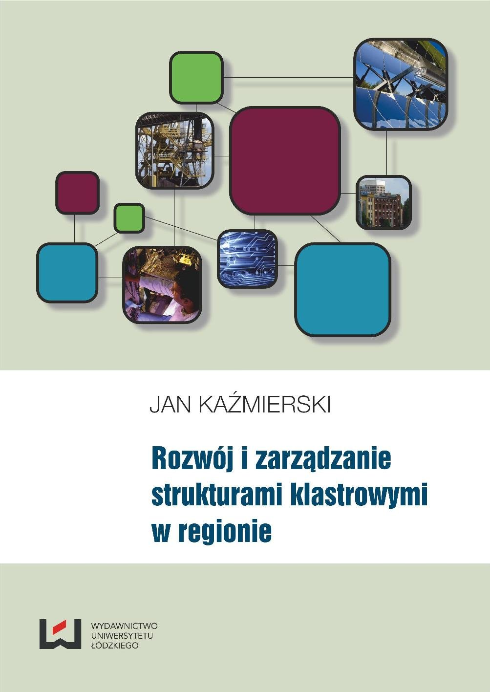 Rozwój i zarządzanie strukturami klastrowymi w regionie - Ebook (Książka PDF) do pobrania w formacie PDF